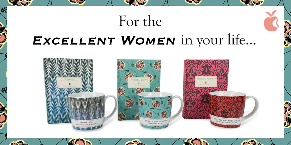 For a chance to win a mug and notebook set for an excellent woman in your life, RT by 11.59pm on 24.02.16. https://t.co/igNehv13hW