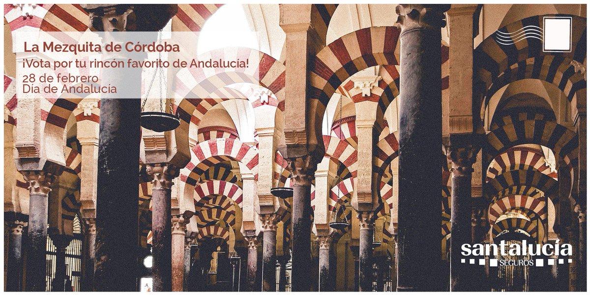 ¡Un monumento reconocido donde los haya! Nominamos hoy a la Mezquita de #Córdoba para el #DíaDeAndalucía https://t.co/uhPq2EFKo2