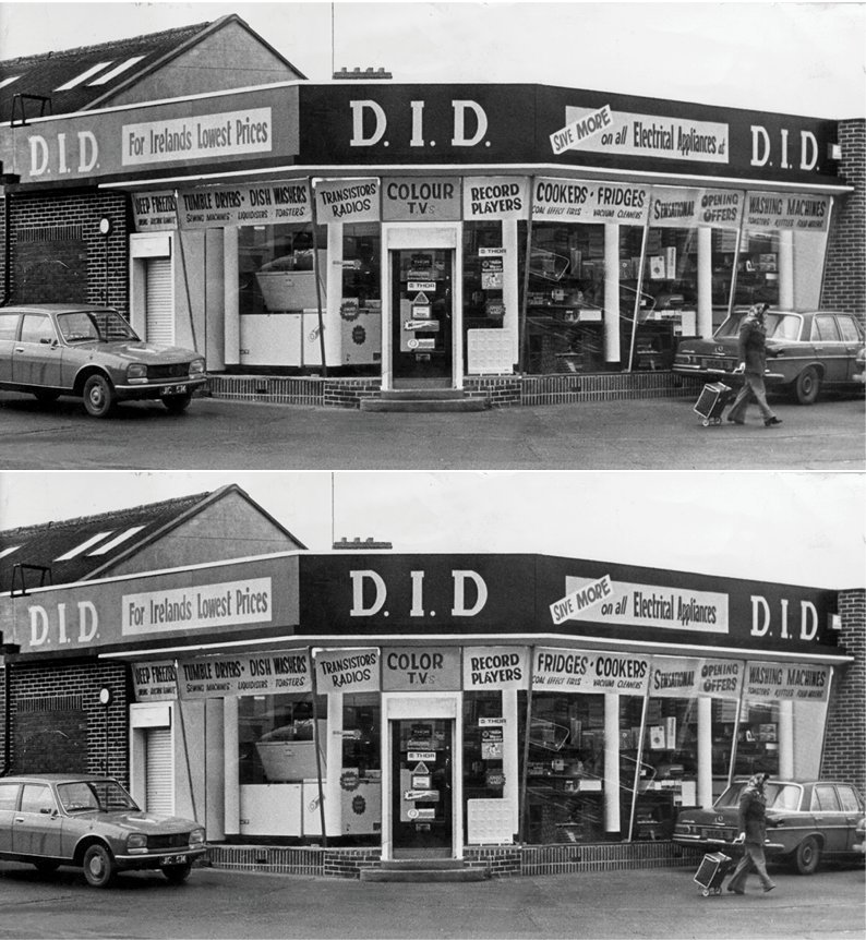Can you spot the difference? There's a €40 D.I.D voucher up for grabs for anyone that can :) #giveaway #competition https://t.co/Yd2hSBwhI4
