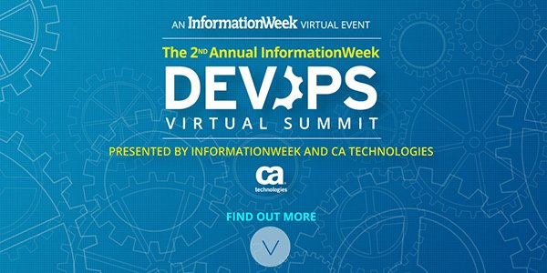 #DevOps2016 Virtual Summit starts in 3 hours. Create a reliable DevOps strategy today! https://t.co/BxrnwTCNXz https://t.co/4X5iEdCVRM