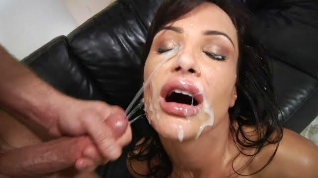 порно со спермой на лице роликист22