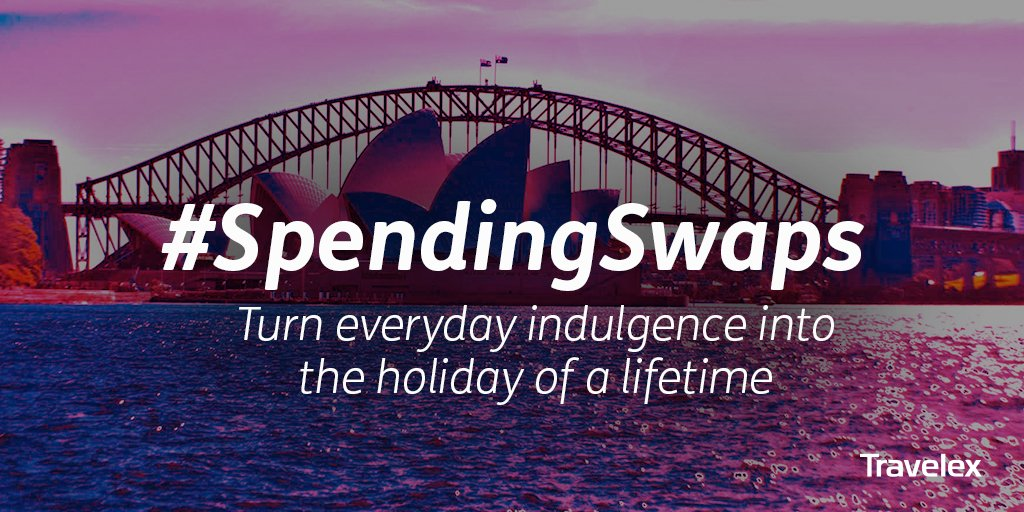 RT @TravelexUK: Which dream holiday would you go on if you saved money from kicking a habit? SpendingSwaps https:/…