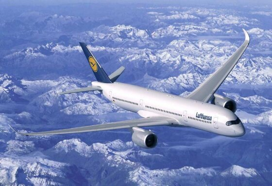 Lufthansa to debut A350 from Munich