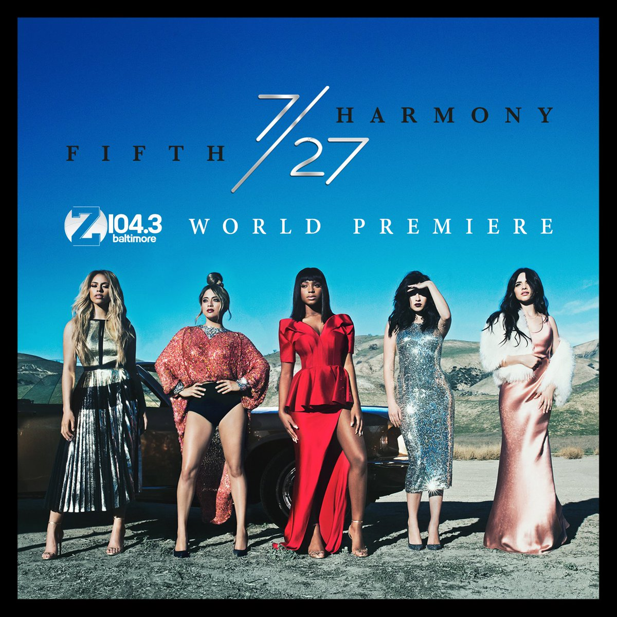 Brace yourself #Harmonizers! Hear BRAND NEW @FifthHarmony music first thing tomorrow with @Kaneshow at 7:05 on Z!