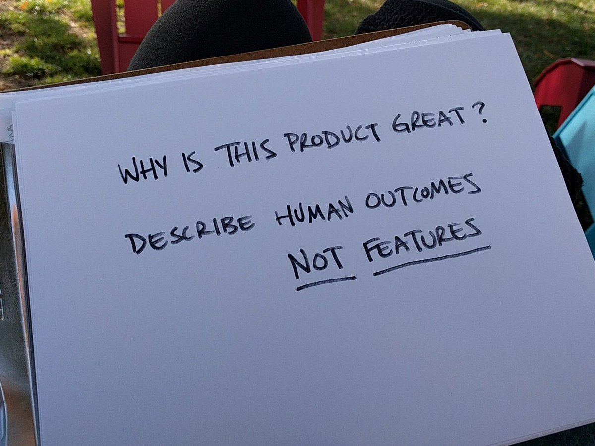 Next, why should your product exist? https://t.co/olHxEQhbS3