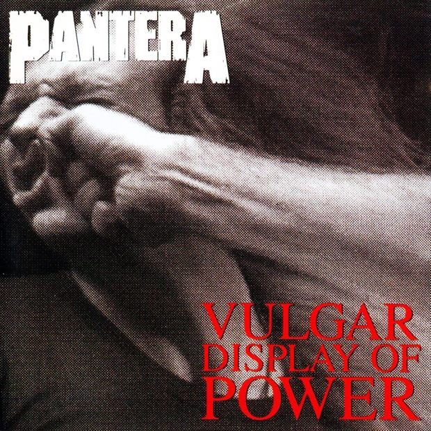 Vulgar Display of Power turns 24 today. #pantera #vulgardisplayofpower #24yearsold #1992 https://t.co/hue6CHVqAk