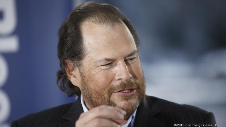 """Salesforce head Benioff threatens to leave Georgia over """"religious freedom"""" bill. https://t.co/wlkatBhXFr https://t.co/zzeRQXIHar"""