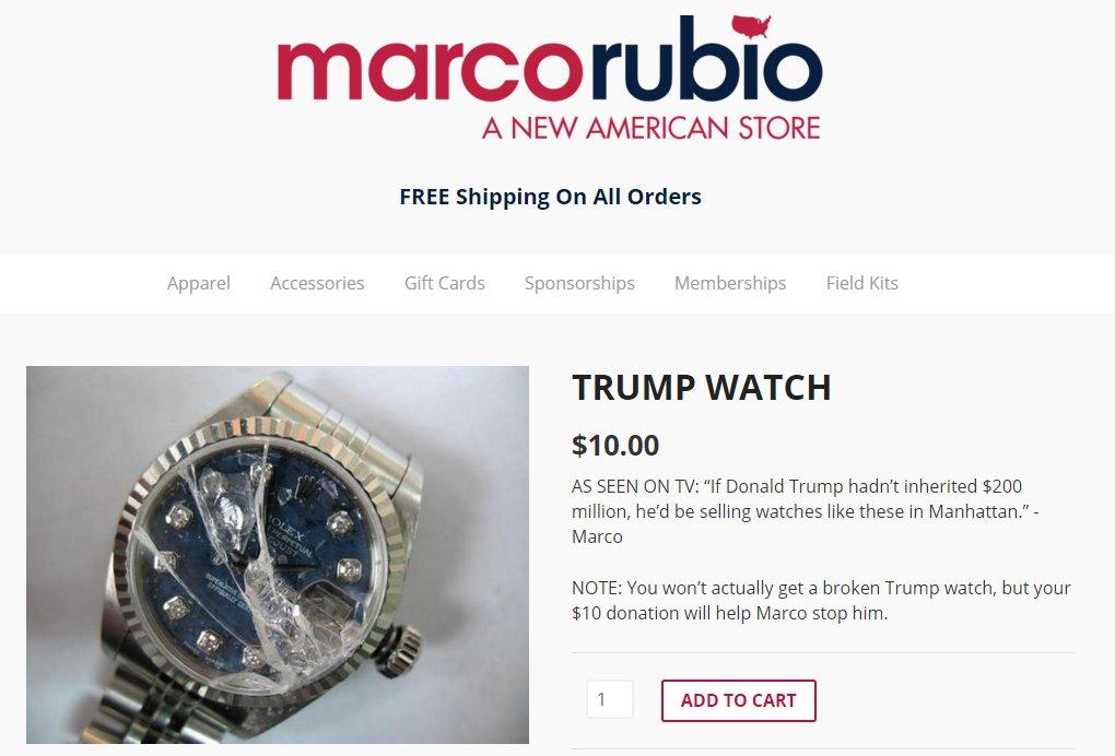 The Rubio campaign moves fast https://t.co/LTBf2aDVq6 https://t.co/O4JHc9FIWK