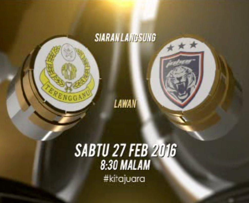 Malam ini! Liga Super Malaysia, Terengganu vs JDT, 8.30malam. Secara Langsung di TV9 dan Live Streaming HD Tonton. https://t.co/a5uVtIuKKu