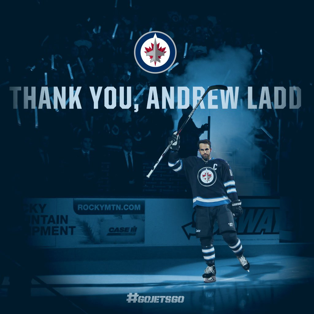 Thank you for all your contributions to our city on and off the ice @aladd16. https://t.co/eWsOrQgbNN