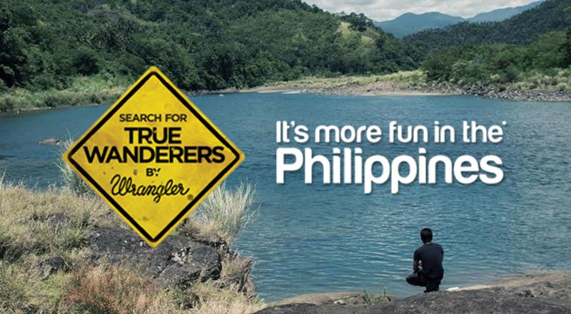 Wrangler & @tourismphl need #TrueWanderers. https://t.co/p6ep76Pwvi   #WanderWithPassion #ItsMoreFuninThePhilippines https://t.co/nlwM5SAWhD