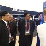 RT @nokianetworks: We were honored to have a delegation from the Indian government visit our booth at #MWC16 https://t.co/UWiKiLfewz