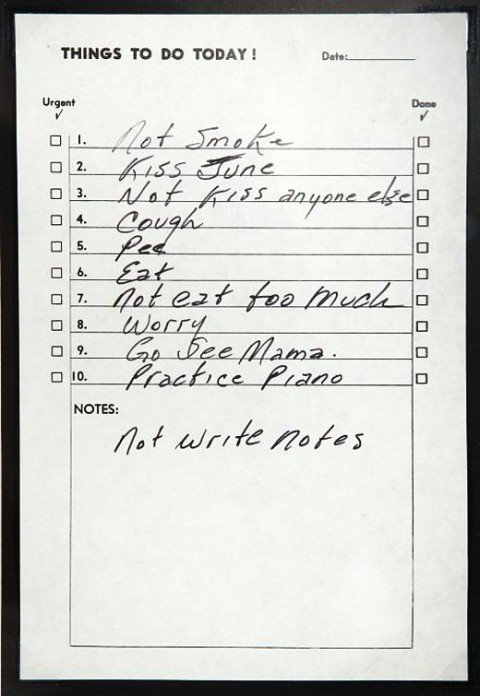 Lista de cosas para hacer de Johnny Cash - https://t.co/FFXrM61zhQ via @themusicpimp https://t.co/TJbD86BlcU