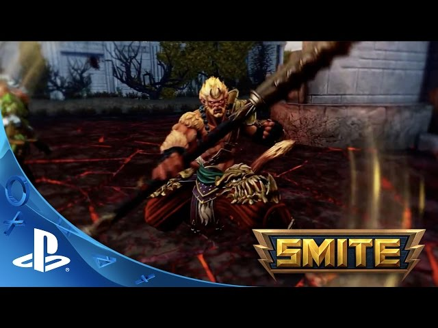 #RT and Follow for a chance to Win a #PS4 US or EU beta code for #Smite ! #SmitePS4 #Giveaway #FreeCodeFriday https://t.co/CQ2VPsspTl