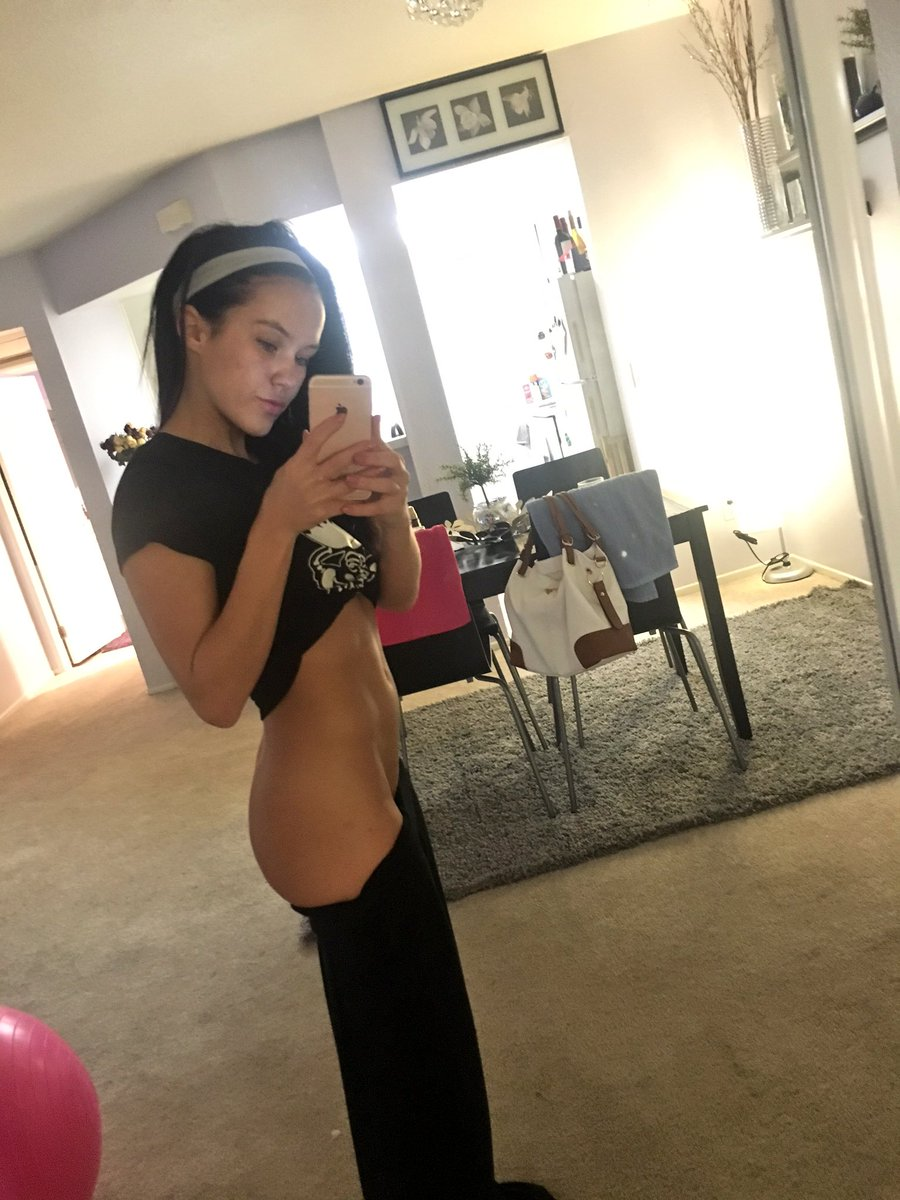 Waking up in the morning with a flat belly guarantees a sexy day oSjtMhc7ZW