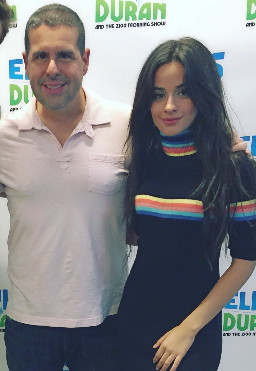 In honor of #WorkFromHome- #tbt to summer: @FifthHarmony's @camilacabello97 came by #Harmonizers #5H #fifthharmony https://t.co/fURlnR9hJi