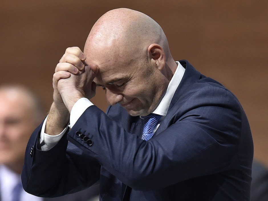 FIFA has a new president: Gianni Infantino wins vote with decisive majority via @npsport