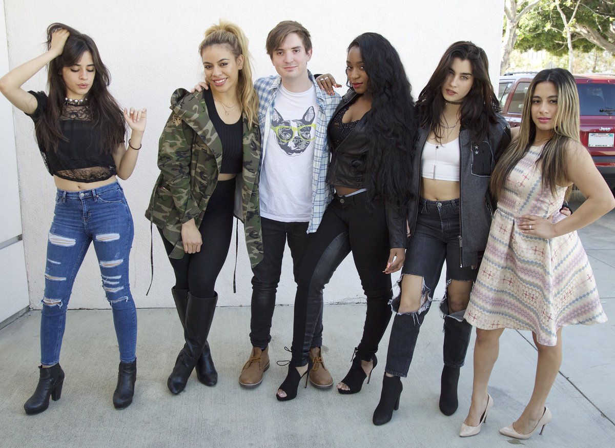 Our hang with @FifthHarmony is up and it's one of my favorites! Enjoy!