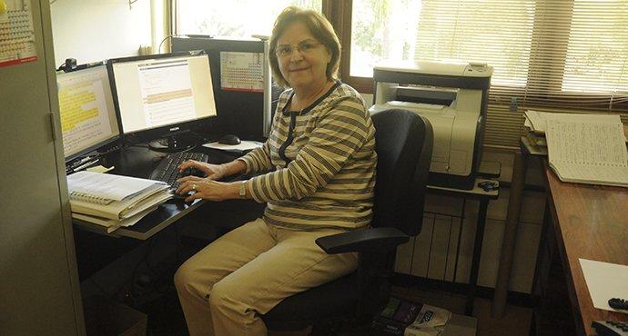 Professora da UFSCar é uma das 100 mulheres cientistas de maior sucesso do mundo: https://t.co/wOCc0ViT9U #orgulho https://t.co/TfsKyK77ar