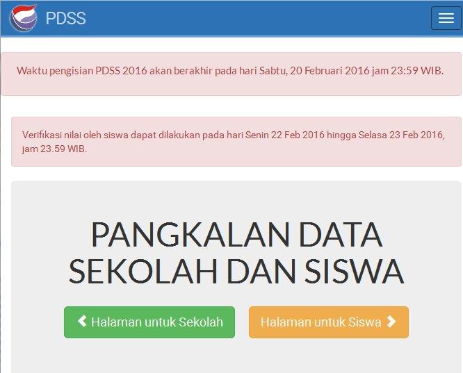 Tata Cara Pengisian PDSS Dan Daftar SNMPTN Serta SBMPTN 2016 - AnekaNews.net