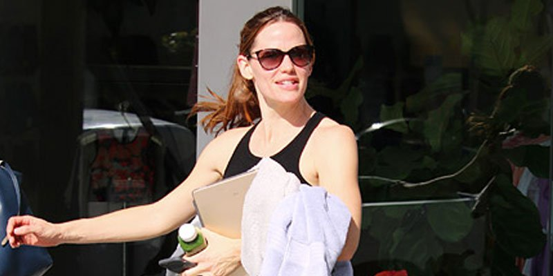 Jennifer Garner steps out for first time after saying Ben Affleck is 'the love of my life'