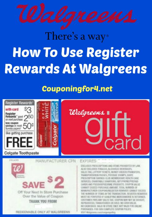 How To Use Register Rewards At Walgreens https://t.co/y7LaC8TXR2 https://t.co/30oQcEcmR9