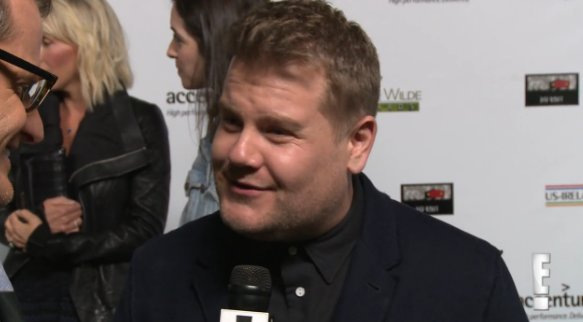 James Corden wants Channing Tatum and George Clooney: find out why!