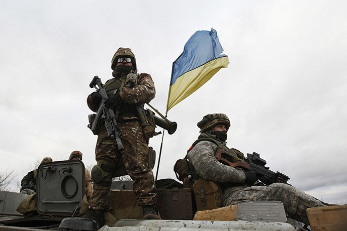 Kiev trains 'special unit' to take back Crimea from Russia – Ukrainian Interior Minister
