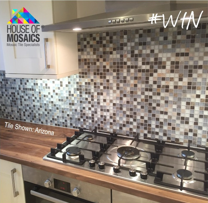 Want to give your home a makeover? RT & Follow us & @HouseOfMosaics for your chance to #WIN £500 worth of mosaics! https://t.co/1ZDdoMRy1i