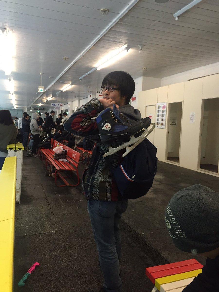 アイススケートにいってきました https://t.co/ga0nbGfX2h
