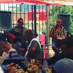 RT @Vascotaverna: Silverland playing in the Courtyard from 13h00. Come for lunch, stay for the rugby #chilledvibes #goodtimes https://t.co/…