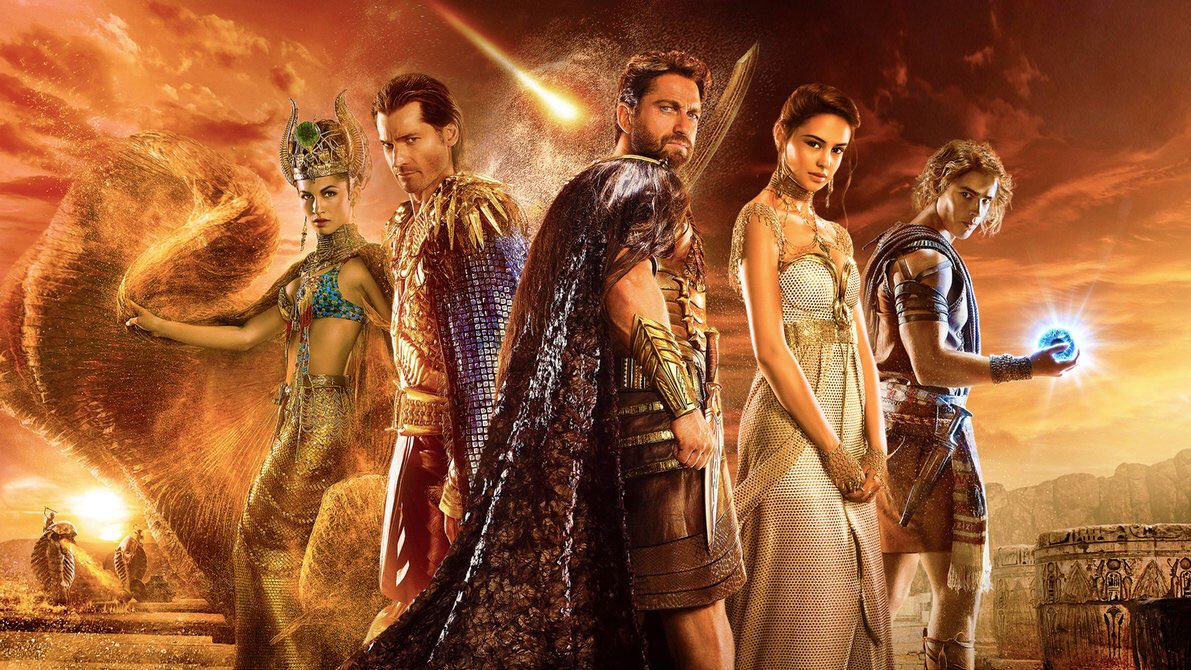 BREAKING: #GodsOfEgypt is the 1st box office BOMB of 2016 w/ around $13m for the weekend! It cost 140m!