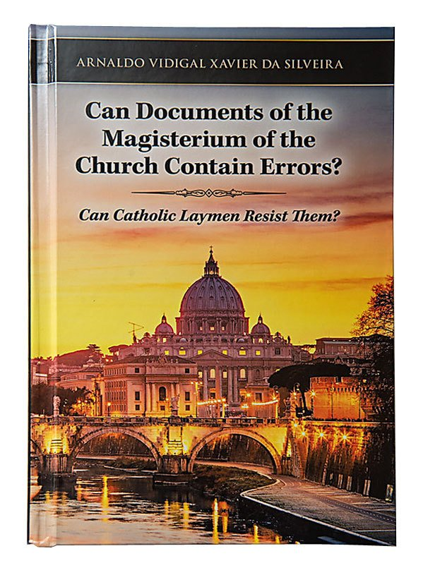 RT @ReturntoOrder: Get the book now! Can Documents of the Magisterium of the Church Contain Errors?   https://t.co/5qnIm8lWO0  https://t.co…