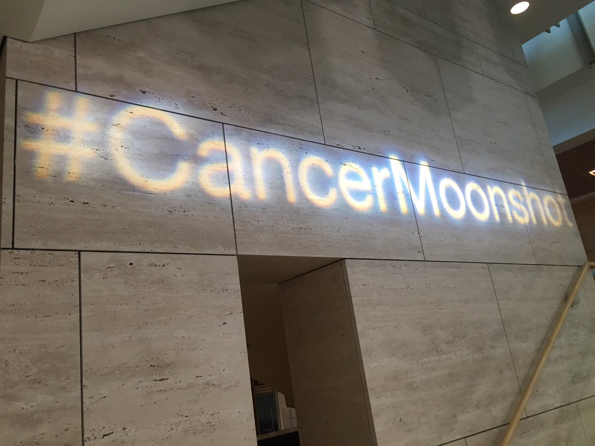 Excited for roundtable @UCSF with @VP Biden on how @GrailBio can help achieve #CancerMoonshot https://t.co/RWNEVWPsgo