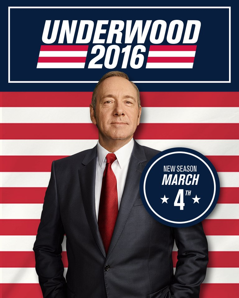 The choice for president is as clear as a glass of moonshine. @HouseofCards returns March 4th. #FU2016 https://t.co/tYQS5Y3y8U