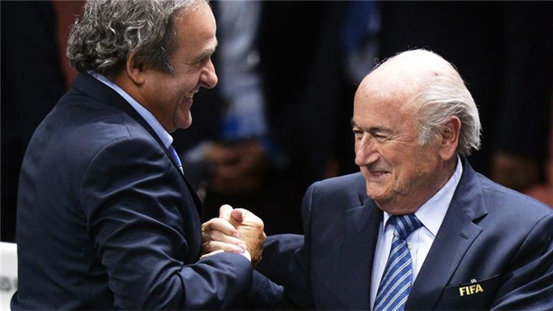 Football: Sepp Blatter free of FIFA 'presidency burden'