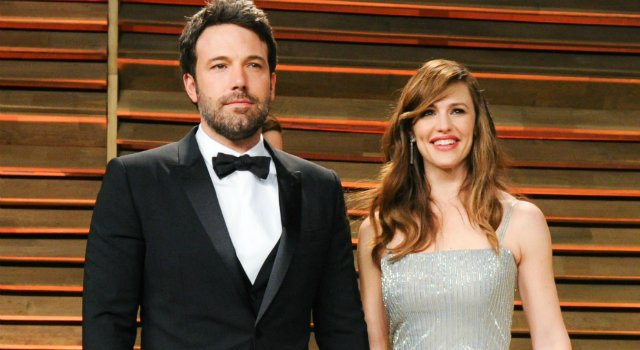 Jennifer Garner says the nanny wasn't to blame for her split from Ben Affleck...