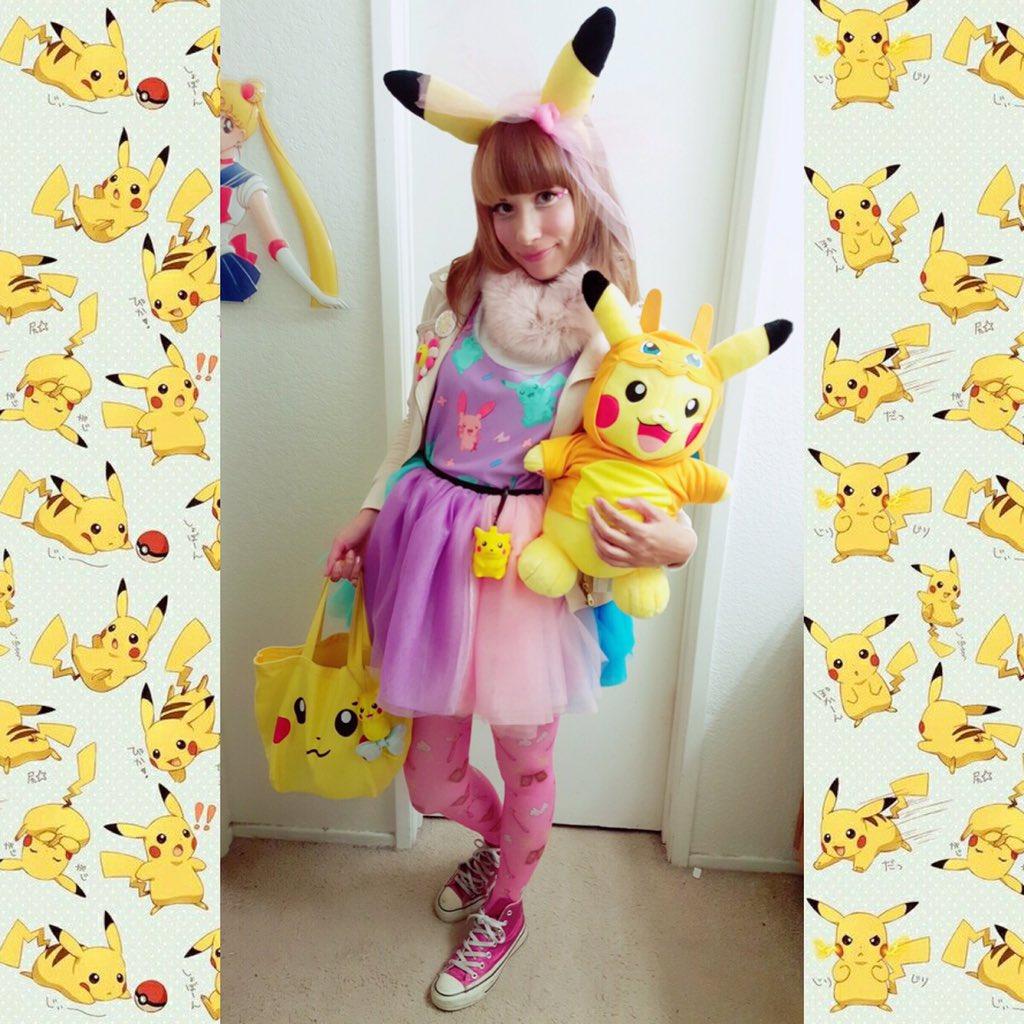 Pika pika! I'm on my way to the #pokemonboutique at @japanla! #ピカチュウ #pikachu #pokemon #pokemon20 #ポケモン #japanla https://t.co/hu9N04X2TZ