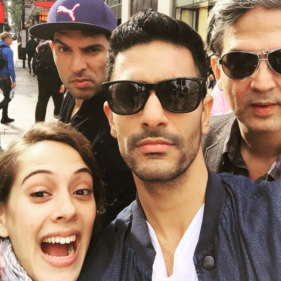 Happy birthday dear @hazelkeech stay blessed mad and crazy always. God bless you with a lot of love and hugs