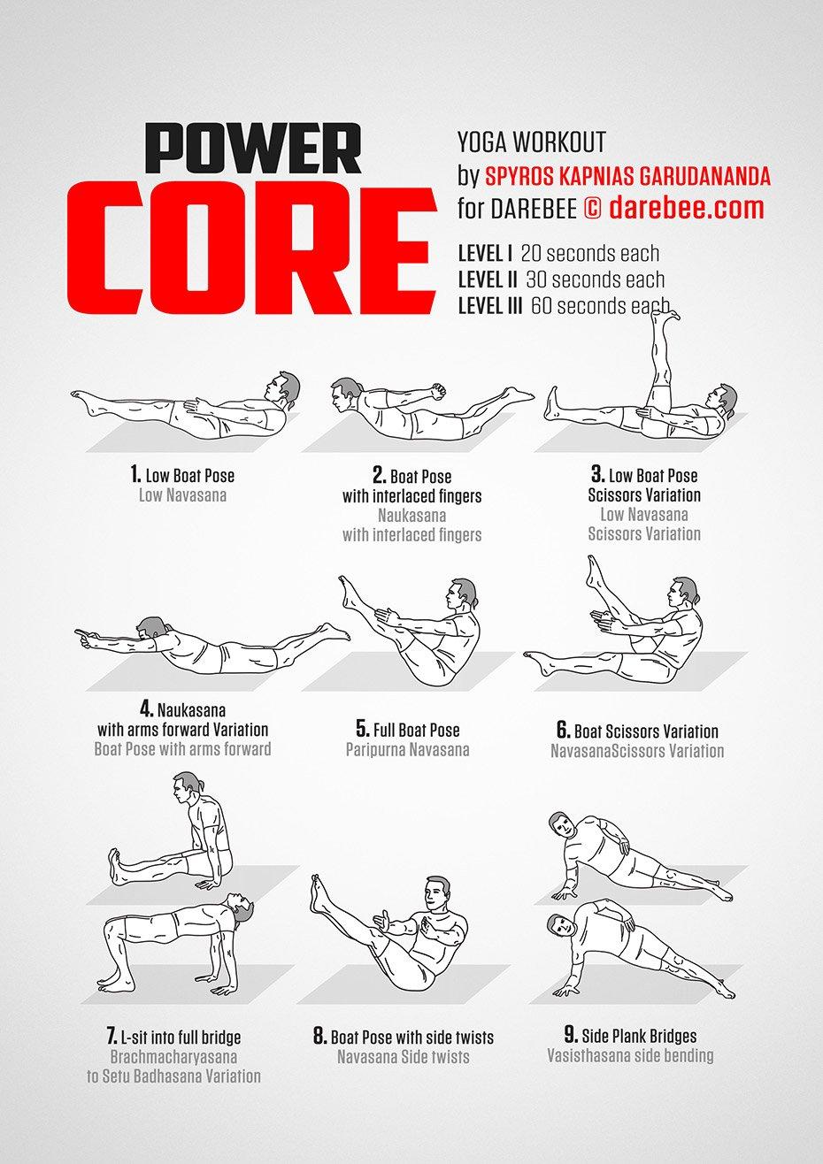 """Domingos de """"No gym? No problem!"""". Hoy con un entrenamiento completo para tu core, ¿te atreves? https://t.co/SmNm9jIa4b"""