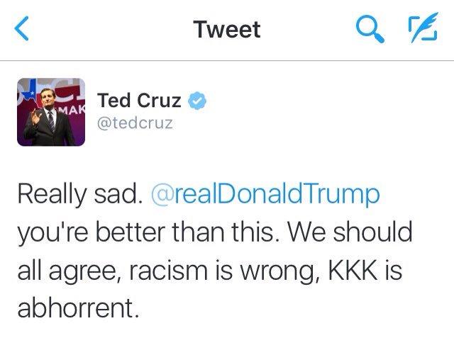 Hillary Clinton, Bernie Sanders, Ted Cruz, Marco Rubio agree on one thing. Rare bipartisan moment. https://t.co/hqS4w8RC9Y