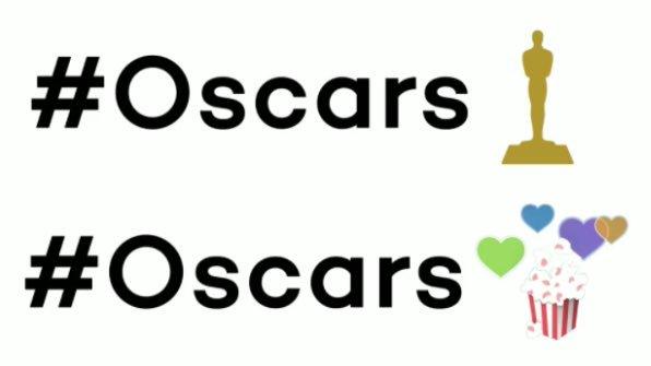 Tweet Oscars To Unlock A Statue Emoji On Twitter And A Popcorn