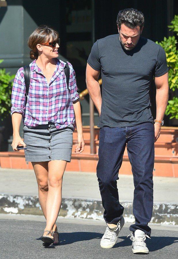 Jennifer Garner talks for the first time about Ben Affleck divorce