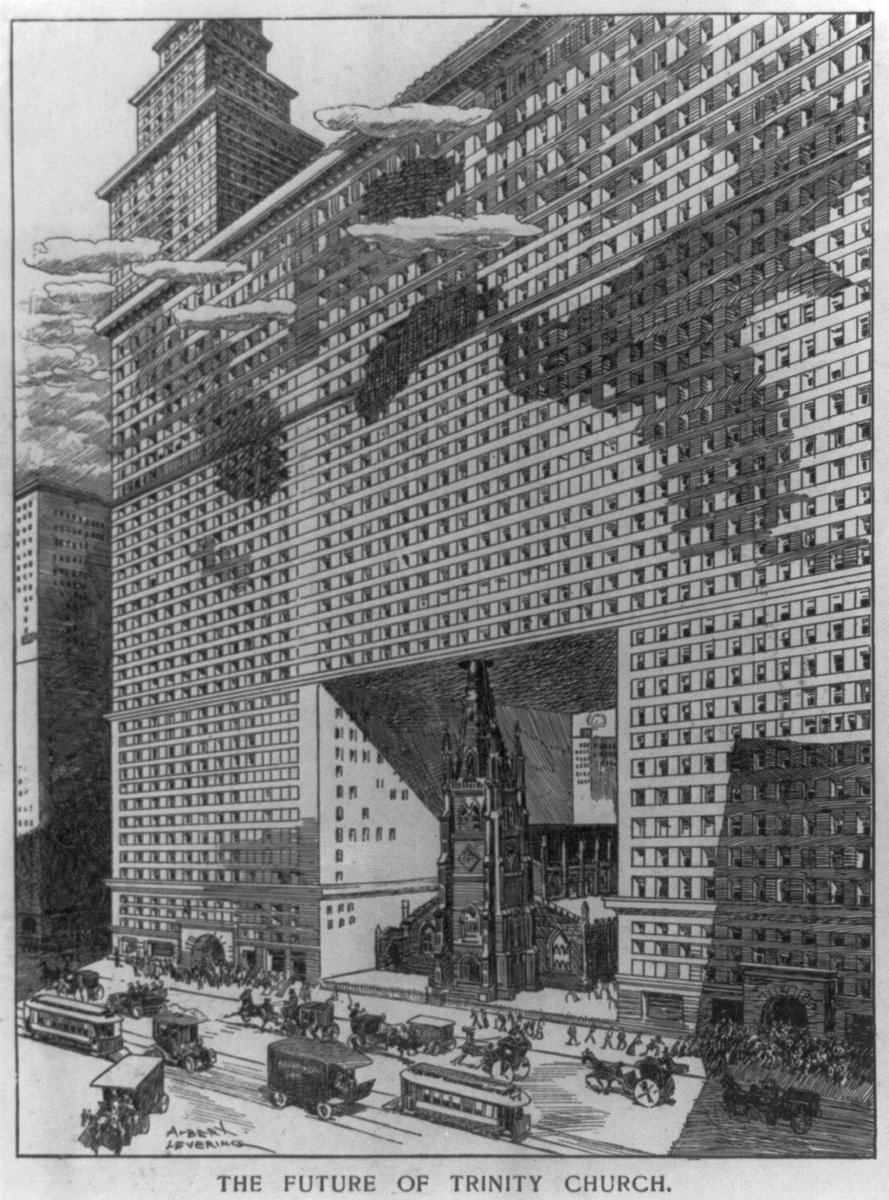 The history of the future of massiveness.  #architecture #Manhattan https://t.co/G9xIGVSwUf https://t.co/KOtmIjkFD0