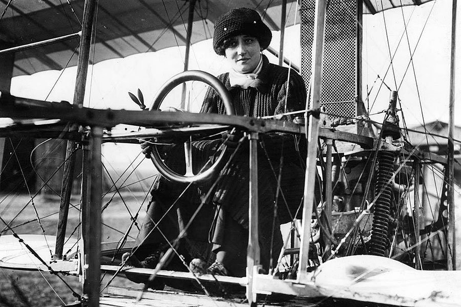 Today marks the start of Women of Aviation Worldwide Week!