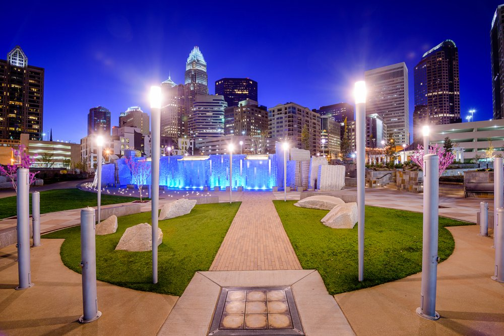 Starting today: Nonstop service to Charlotte, NC! Book today @