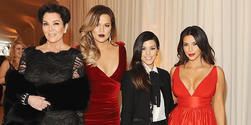 Kris Jenner throws it back to Oscars past with 2014 photo alongside her daughters