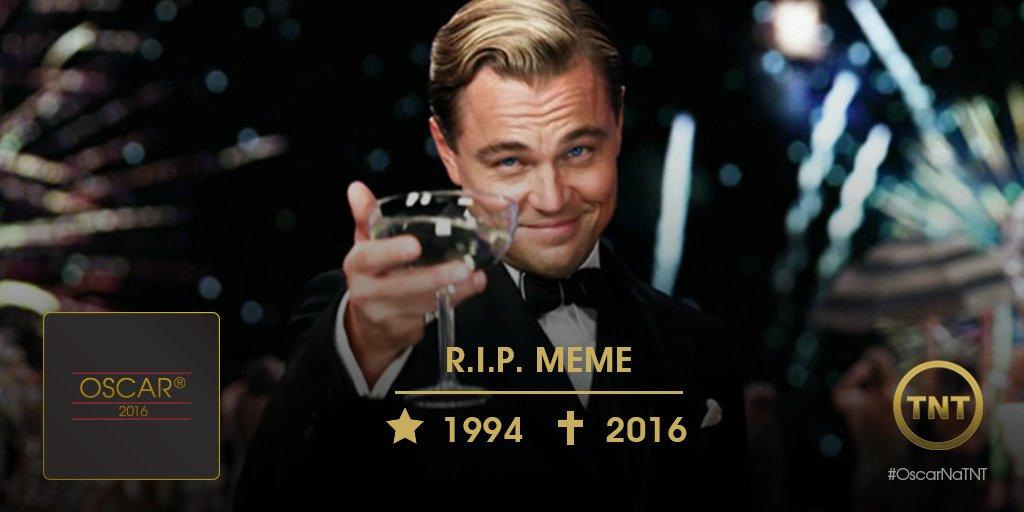 Obrigado por todos os memes, Leo! #OscarNaTNT https://t.co/paTaNp6OmO