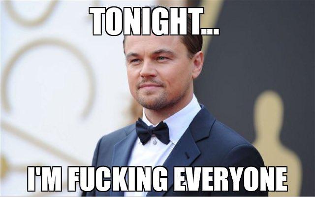 #LeoDicaprio #Oscars https://t.co/xk3eqcxz6I