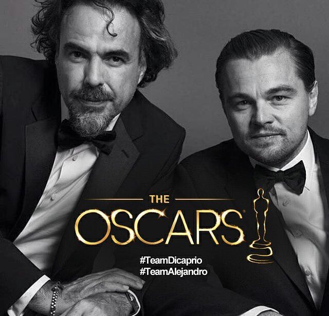 Congratulations @LeoDiCaprio and @aginarritu.